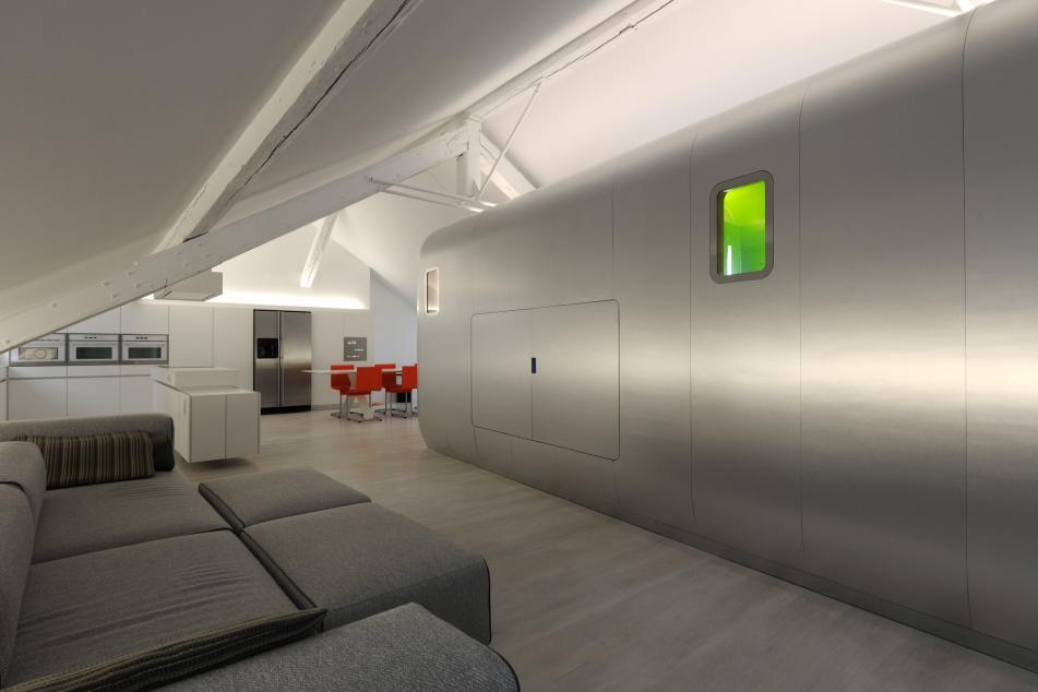 Kempart loft | Dethier Architecture